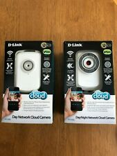 D-Link DCS-932L & DCS-930L Package Wireless Wi-fi Security Camera-New never used