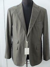 Doppelschlitz Herren-Anzüge im Sakkos-Stil aus Baumwolle mit Regular
