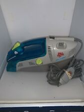 Dirt Devil Spot Scrubber Portable Handheld Carpet Cleaner Blue