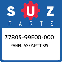37805-99E00-000 Suzuki Panel assy,ptt sw 3780599E00000, New Genuine OEM Part