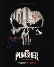 "The Punisher Marvel Comics Jon Bernthal Reprint Signed 8x10"" Photo #1 DC Comics"