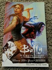 Buffy the Vampire Slayer Season 9 Vol 4: Welcome to the Team TPB Dark Horse NEW