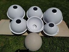 Atlas Stone Molds 6 Piece Set 10 inch to 16 inch