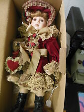 "Boyds Limited Edition ""Victoria"" MIB  doll"