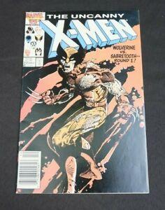 The Uncanny X-Men #212 (1986, Marvel) Excellent Condition!