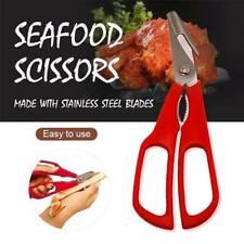 Multifunctional Detachable Seafood Shears - Crab Legs Shellfish Shrimp Scissorsk