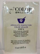 ION Color Brilliance Absolute Perfection Hair Color Sealer Step 2 (15ml)