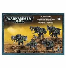 Ork Lootas and Burnas Orks  Warhammer 40k NEW