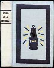 Emile Zola : GERMINAL, Club Francais du Livre - 1952
