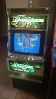 NEW BALLY GAME MAKER SLOT MACHINE RESET EPROM 1 PAGE OF INSTRUCTIONS