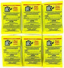 Just One Bite II Pellet Place Packs Rat & Mouse Poison, (6 PACKS) 1.5 oz pack