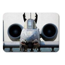 a 10c thunderbolt ii plane Textile Mouse Mat