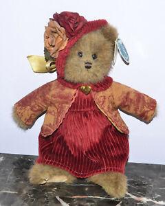 "Jointed Bearington Bear #1505 Renee 10"""