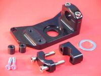 LSL Superbike Lenker Adapter Kit für YAMAHA FJ 1100 / FJ 1200 schwarz eloxiert