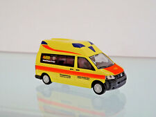 Rietze 51912-H0 1:87 - Ambulancia Móvil Hornes Plata Asb Bautzen -