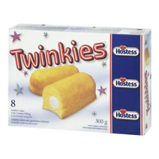 Hostess Twinkies 6 boxes of 8 Proudly Canadian