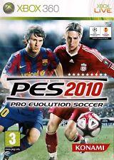 Pro Evolution Soccer 2010 (Xbox 360) - Free Postage - UK Seller