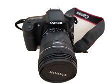 Canon EOS 60D 18.0MP Digital SLR Camera - Black (Kit w/ EF-S I…