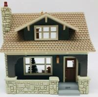 2011 Arts and Crafts Bungalow Hallmark Ornament Nostalgic Houses and Shops #28