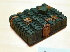 SGTS MESS VL05 1/72 Resin WWII 3 Bases of 60 Jerry Cans