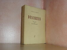 Descartes textes choisis par Chevalier discours de la méthode traité passions