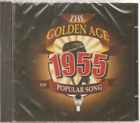 THE GOLDEN AGE OF POPULAR SONG 1955 THE BEST OF - DORIS DAY, JIMMY YOUNG & MORE