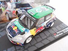 SKODA FABIA S2000 N°25 DU RALLYE D'ACROPOLE 2011  1/43ème