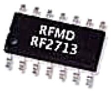 5 pcs RFMD RF2713 SOP QUADRATURE MODULATOR/DEMODULATOR