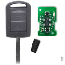 Funk Fernbedienung Zünd Schlüssel OPEL HU100 433 MHZ 6239018 ID40 Transponder
