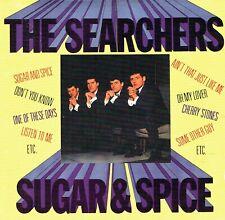 (CD) The Searchers - Sugar & Spice - Original Album (1963) (+ Bonus Tracks)