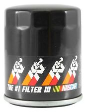 K&N Filters PS-1010 High Flow Oil Filter Fits 15-18 Outback/Legacy/Frontier