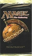 * Chronicles Booster Pack x 1 * New Sealed from Box MTG