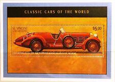 ST VINCENT 1995 Block 357 Hispano Suiza H6B Automobile Auto Vintage Car MNH