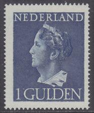 NVPH 346: 1 gld Koningin Wilhelmina (Konijnenburg) 1946 postfris (MNH)