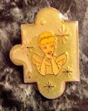 Disney Cinderella Puzzle Piece Collectible Trading Pin