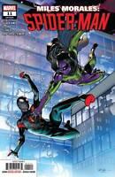Miles Morales Spider-man #11 Marvel Comic 1st Print 2019 NM