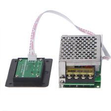 LED Display AC 220V 4000W SCR Voltage Regulator Control Light Dimmer Thermostat