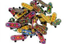 36 Mini Plastic 60's Skateboards