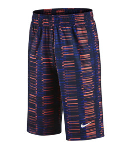 New Nike Boys Dri-FIT Printed Athletic Shorts Choose Size and Color MSRP $30