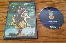 A Species Odyssey (DVD, 2002) Jacques Malaterre film human origins