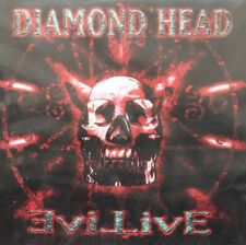 Diamond Head – Evil Live - Double CD - 2001