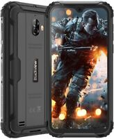 Unlocked Rugged Smartphone Blackview BV5900 4G LTE Cell Phone 3GB+32GB 5580mAh