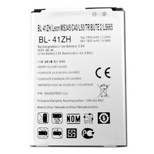 Replacement Battery BL-41ZH For LG H340n L50 LEON H345 D213N C40 1900mAh 3.8V