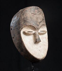 Kwele  Mask, Gabon, African Tribal Arts, African Masks