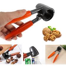Quick Easy Walnut Nut Cracker Nutcracker Sheller Nut Opener Kitchen Tool Craft D