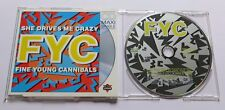 Fine Young Cannibals-She Drives Me Crazy-MCD CD Maxi