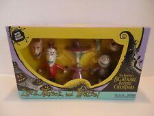 Tim Burton's Nightmare Before Christmas Lock Shock and Barrel Figure Hasbro 1993