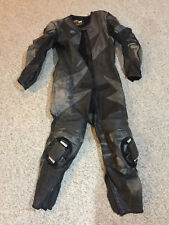 Agv sport One Piece motorcycle leather Kevlar riding racing track day suit 48
