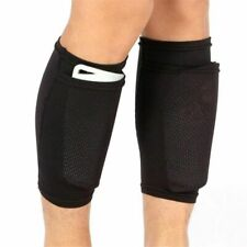 Soccer Protective Socks Pocket Football Leg Shin Pads Sleeve Support Accessories