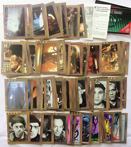 A L I E N  3 (1992) trading card base set w/wrappers, offer cards. NM
